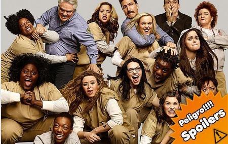 'Orange Is The New Black' se hace más coral mientras confirma a Piper al frente