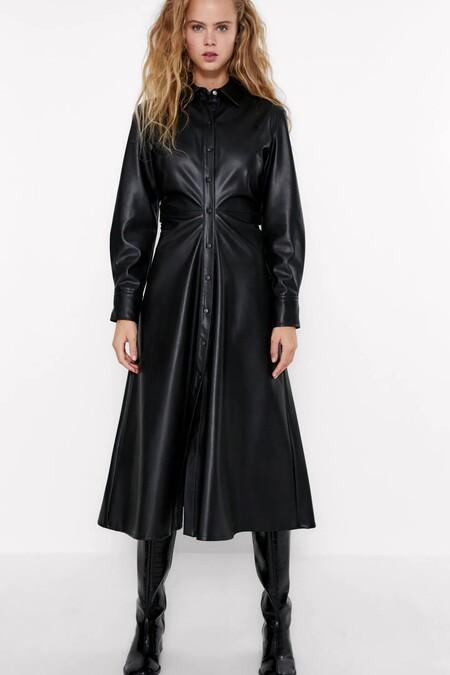 Vestido Zara Rebajas 2021 12