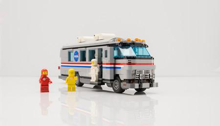 LEGO Astrovan: una propuesta para LEGO IDEAS que puede hacerse realidad con tu voto