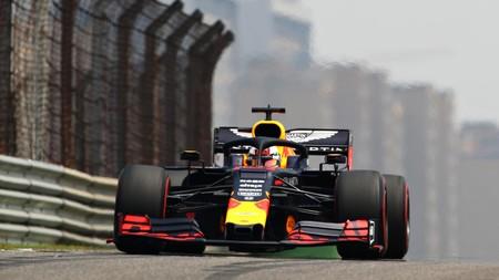 Max Verstappen China Formula1