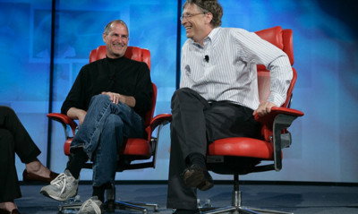 Bill Gates vuelve a recordar con cariño su última conversación con Steve Jobs