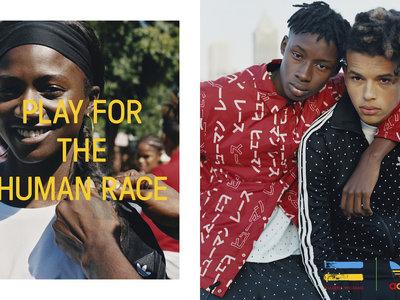 Pharrell Williams y adidas en una colección a favor de la diversidad