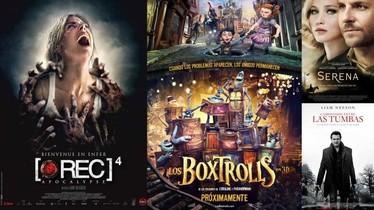 Estrenos de cine | 31 de octubre | Muertos vivientes, tumbas, monstruos y amores que matan
