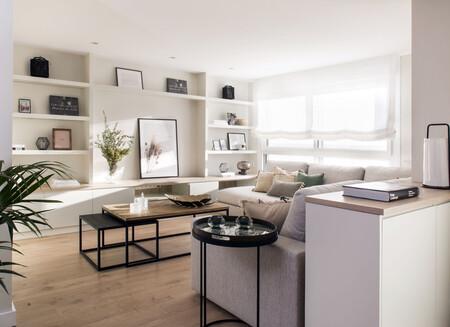 Un piso en Tarragona de diseño moderno pero muy acogedor diseñado por Pía Capdevilla