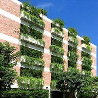 Descubre este hotel en Vietnam completamente invadido por plantas