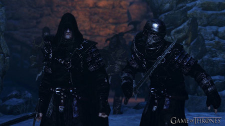 Nuevas imágenes de 'Juego de Tronos', el RPG de Cyanide