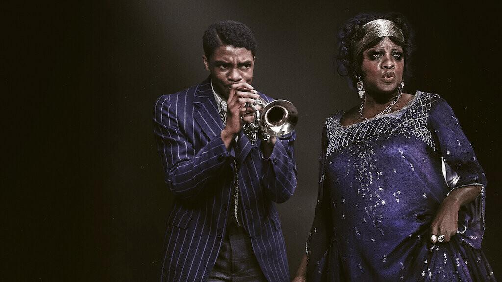 'La madre del blues': Chadwick Boseman y Viola Davis brillan en una notable película de Netflix con sabor teatral