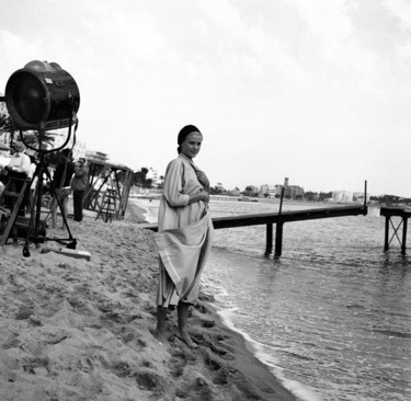 Las grandes divas del cine que conquistaron el Festival de Cannes en blanco y negro