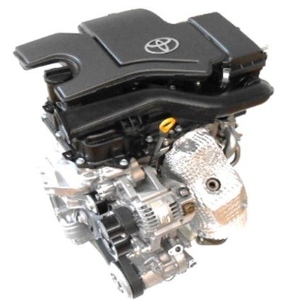 Toyota 1,0 litros