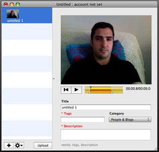 Vidnik sube vídeos a Youtube fácilmente