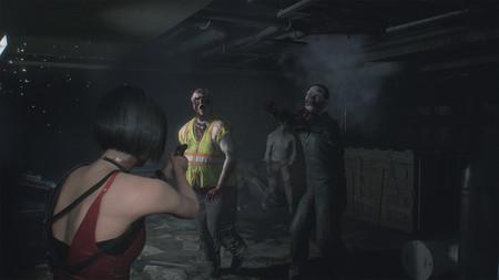 Resident Evil 2 Ada Wong