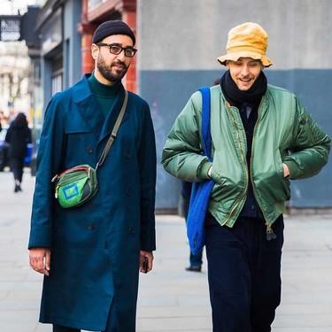 La semana de la moda de Londres nos presenta fabulosos looks para desafiar el invierno