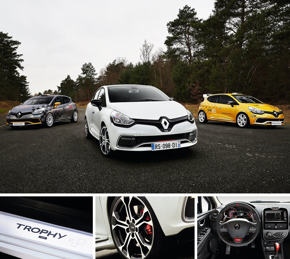 renault clio rs 220 trophy. Black Bedroom Furniture Sets. Home Design Ideas