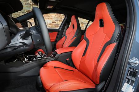 BMW Serie 1 2020 asientos deportivos opcionales