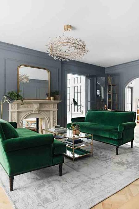Sofa Verde 9