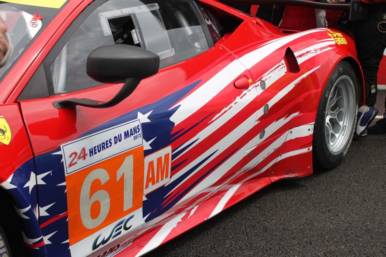 Foto de 24 horas de Le Mans 2012 (39/160)