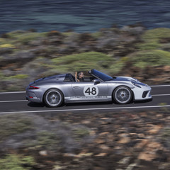 Foto 24 de 43 de la galería porsche-911-speedster-2019 en Motorpasión