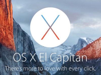 Apple libera la beta 5 de OS X El Capitan para desarrolladores
