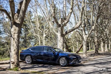 Lexus Es 300h 2021 Prueba 006