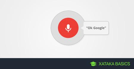 Lista de comandos de voz de Ok, Google
