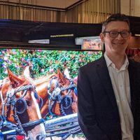 """""""Tu contenido 4K se verá mejor en un televisor 8K"""": Gavin McCarron, jefe de producto de Sony Europa"""