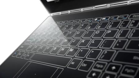 Lenovo Yoga Book Teclado Tactil Retroiluminado
