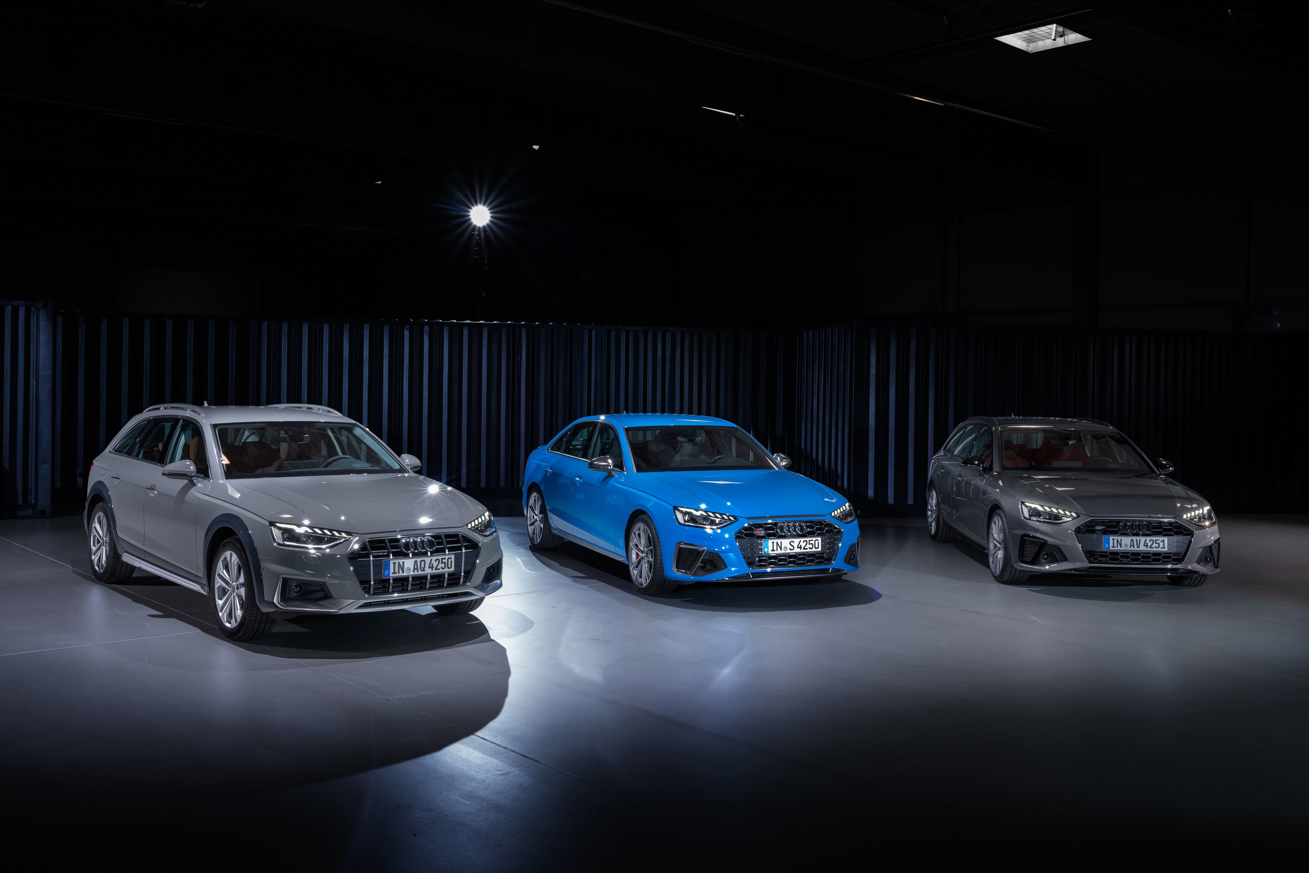 Foto de Audi A4 (1/10)
