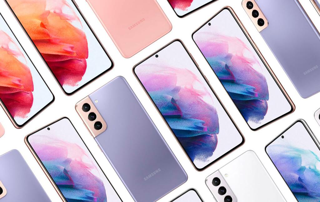 Éstos son los Samsung Galaxy S21 5G: se filtran las imágenes de prensa completas de todos los modelos
