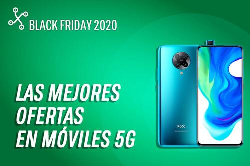 Las mejores ofertas en móviles 5G durante el Black Friday 2020: Samsung, Xiaomi, Apple, Oppo, Poco y más