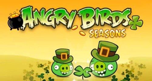 AngryBirdsSeasonsserenuevaporSanPatricio(yconunaminiserie)