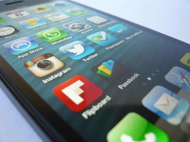 iPhone 5 pantalla retina nueva