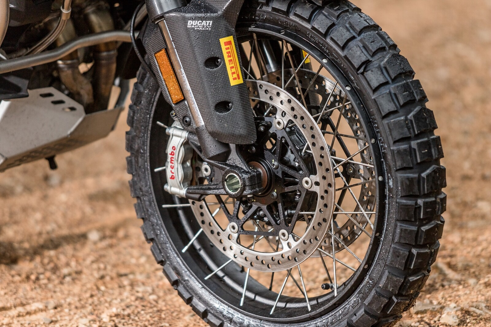 Foto de Ducati Multistrada V4 2021, prueba (1/60)