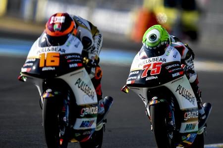 Andrea Migno Moto3 Gp Francia 2018