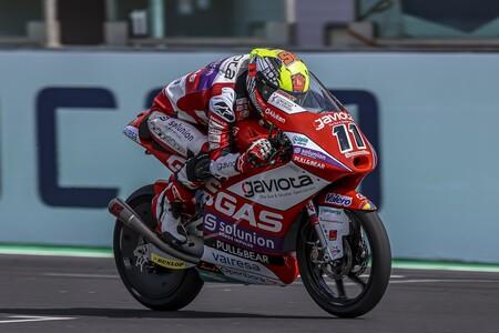 Sergio Garcia Misano Moto3 2021