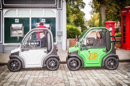 Electricidad al poder en el mundo de los coches sin carné con el MEV ZIP