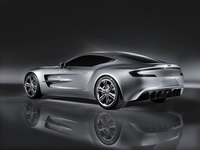 Aston Martin One-77, nuevo teaser en vídeo