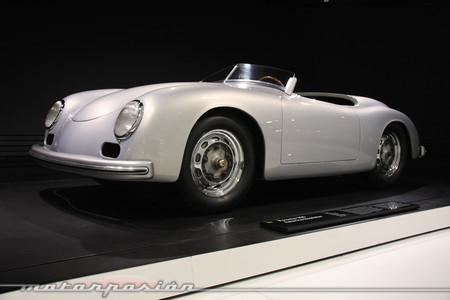 Porsche 550 Speedster