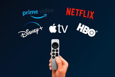 Apple TV+ vs Disney+ vs HBO vs Netflix vs Prime Video: ¿cuál es mejor? Comparativa, catálogo y dispositivos compatibles