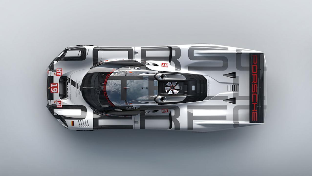 Foto de Porsche 908/04 concept (19/20)