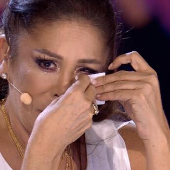 Edurne le planta cara a Isabel Pantoja y consigue bajarle los humos en 'Idol Kids'