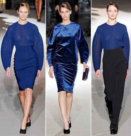 Stella McCartney azul tendencia