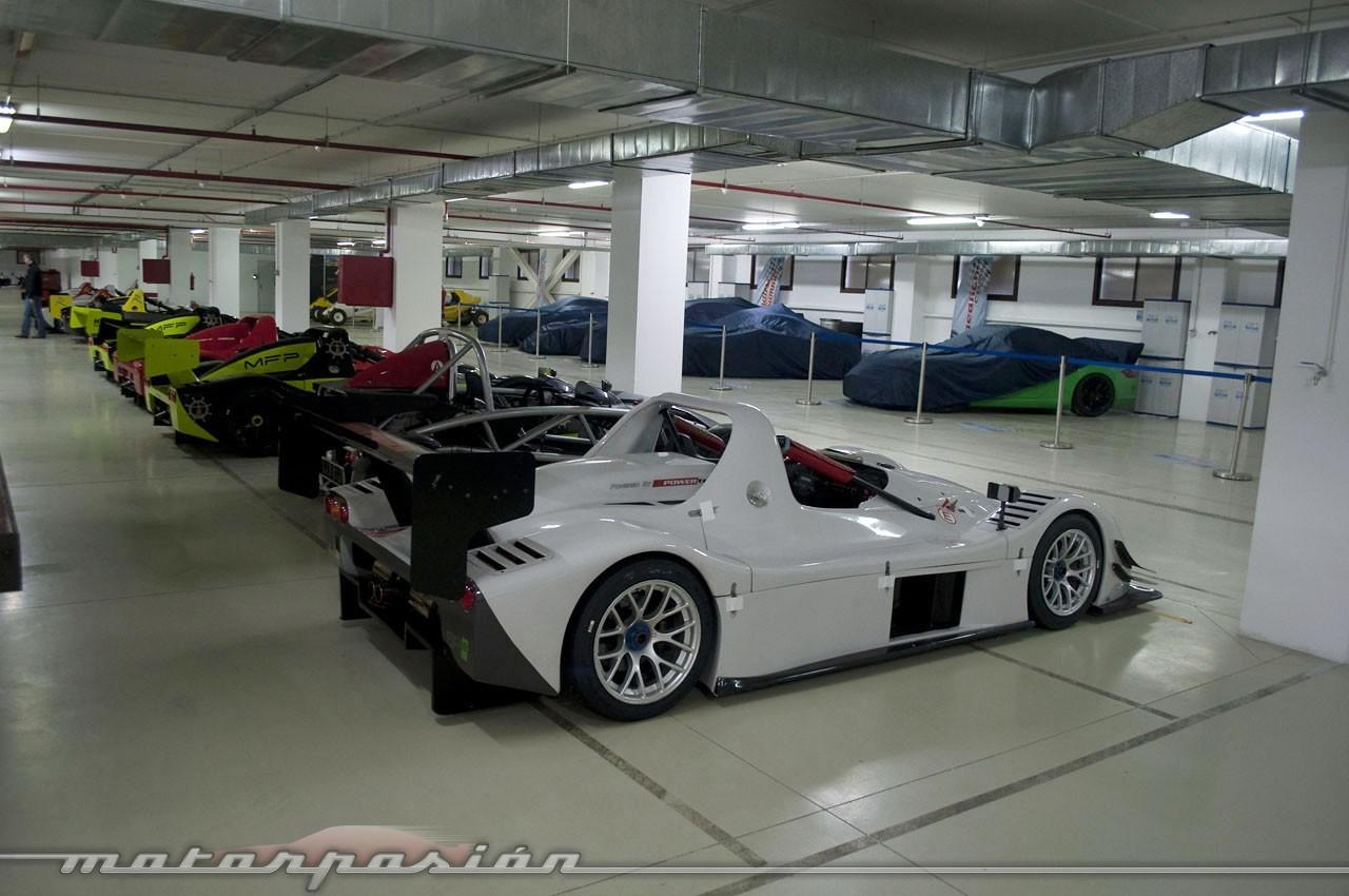 Foto de El garaje de ensueño del Ascari Race Resort (16/36)