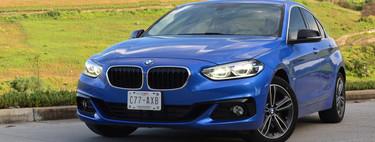 BMW Serie 1 Sedán, a prueba: así va el BMW con pasaporte chino (+ video)