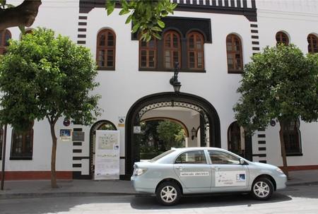 Coche eléctrico smartcity Málaga Endesa