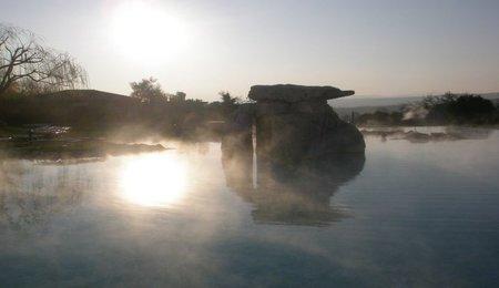 Aguas sulfurosas Toscana