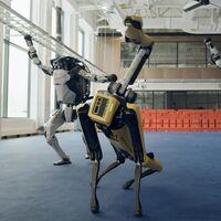 Los robots de Boston Dynamics ahora saben bailar, y lo hacen mejor que muchos de nosotros