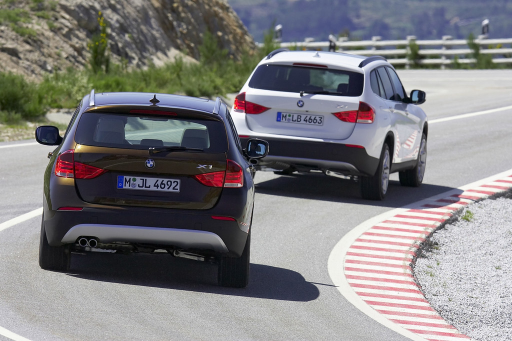 Foto de BMW X1 (71/120)