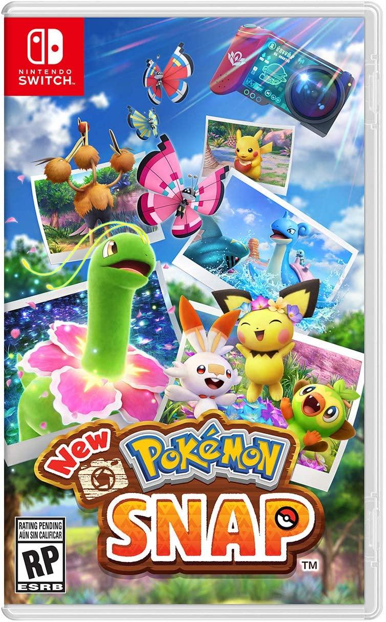 Preventa - New Pokémon Snap