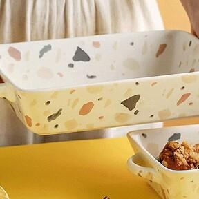 Fuentes de horno de cerámica bonitas y prácticas para preparar los platos más deliciosos