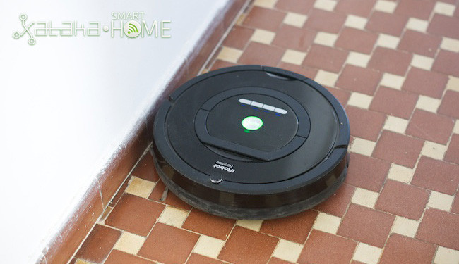 Roomba 770 análisis - 1